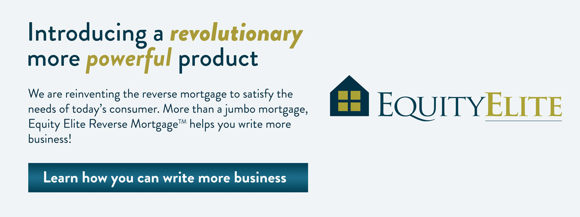 Reverse Mortgage Funding Equity Elite